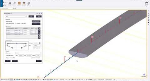 Improvements in the Bridge Creator extension
