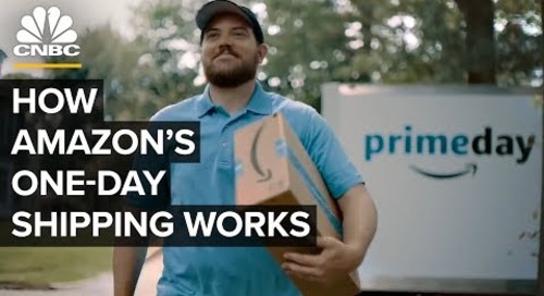 How Amazon Delivers On One-Day Shipping