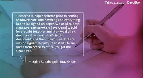 Winning the War on Paper with Digitization
