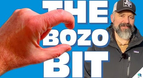 Tanzu Talk: Check your bozo bits often