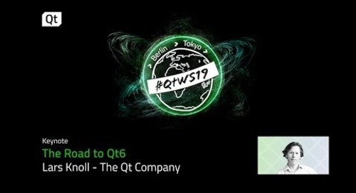 Qt 6 will bring massive improvements to QML and 3D development