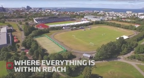 Sport in Reykjavik Iceland - sport venues and facilities