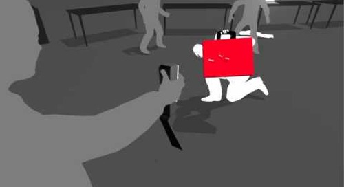 Running the Gauntlet Book Animation