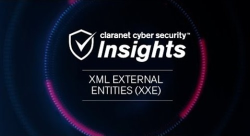 OWASP Top 10: XML External Entities (XXE)
