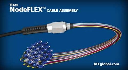 NodeFLEX™ Cable Assembly