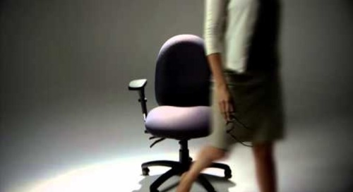 Office ergonomics can be a pain. Watch this video to solve that.