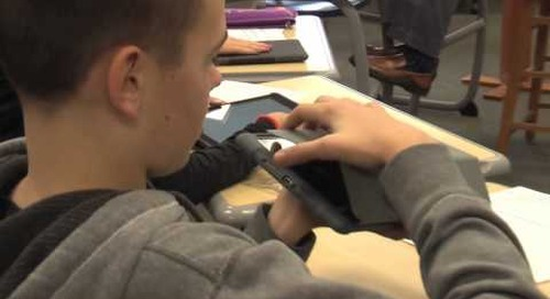ConnecTS | 8th Graders Get iPads