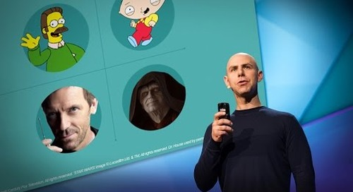 Are you a giver or a taker?   Adam Grant