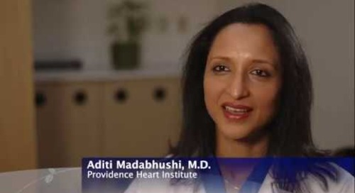 Providence Wellness Watch KGW Jan 2019 60 Vascular Disease - Dr. Madabhushi