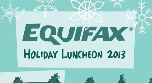 A Holiday Greeting from Equifax Workforce Solutions