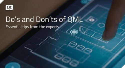Do's and Don'ts of QML {on-demand webinar}