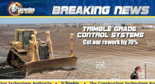 Trimble Connecting the Earth