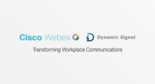 Dynamic Signal Cisco Explainer