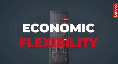 Lenovo TruScale: The Pay-for-What-You-Use Data Center Solution