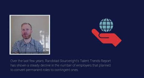 contingent workforce trends for 2021. | Talent Trends