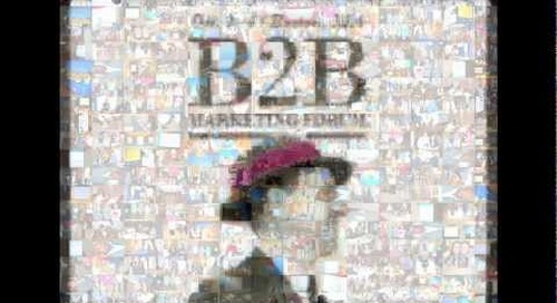 B2B Marketing: Our Shared History (From the 2012 MarketingProfs B2B Forum)