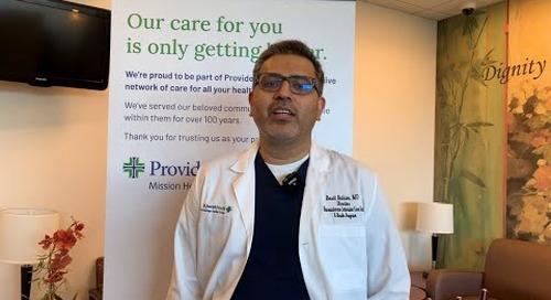 Stroke Awareness Video 2021 - Providence Mission Hospital