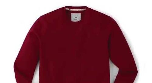 Roots73 BearlakeFleece Crew Sweater