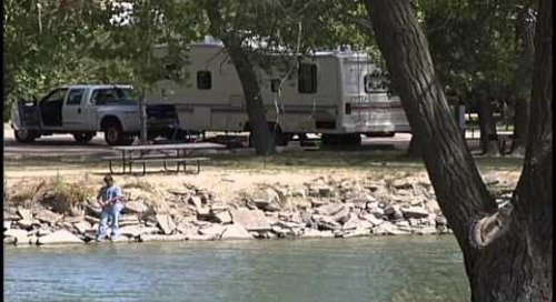 Johnson Lake State Recreation Area