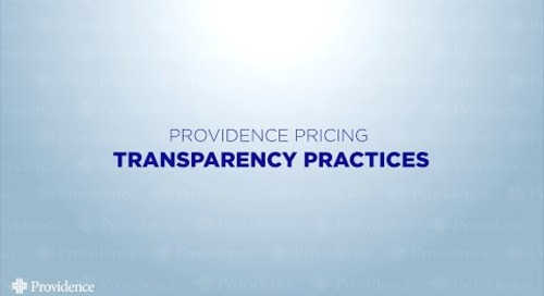 BJ Moore - The Future Of Healthcare - Pricing Transparency Practices