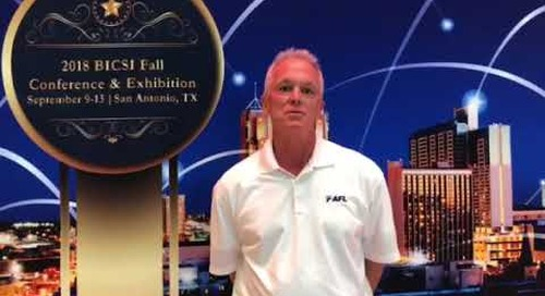 BICSI Fall 2018 - What's New What's it Do