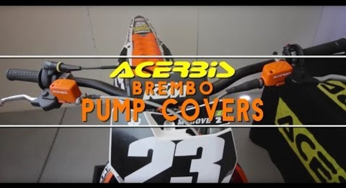 ACERBIS - Brembo Master Cylinder Covers