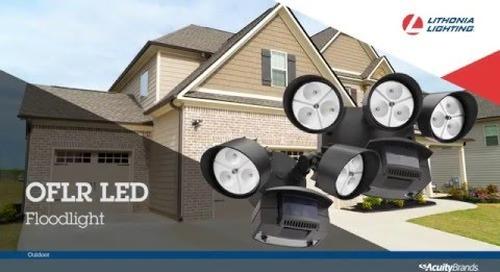 OFLR Floodlight Installation Video