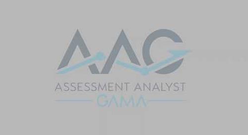 Assessment Analyst® - GAMA   Esri Canada
