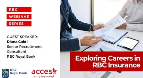 Exploring Careers in RBC Insurance