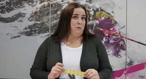 Karin Nyegaard introduces YKK's Sublimation PRIFA® Zipper