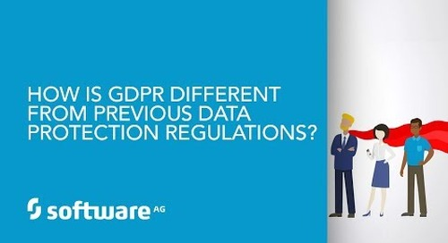 Episode 1: How is GDPR different from previous data protection regulations?
