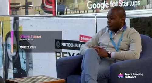 Fintech Revolution  avec Steve Fogue, CEO Particeep