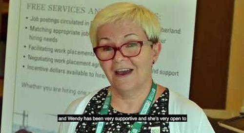 Online learning - Gerry Wentzell, Employment Advisor, Durham College