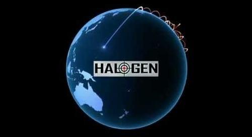 Leidos - Unconventional Intelligence – HALOGEN®