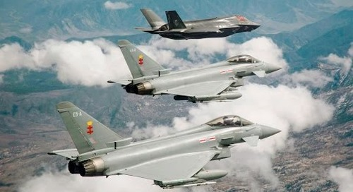 Annual Defence Review - Europe