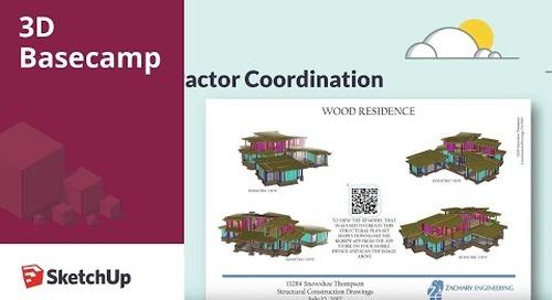 Structural Engineering with SketchUp – Nicholas Sonder, David Zachary   3D Basecamp 2018