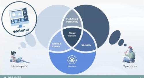 Simply the Kubernetes User Experience with Mirantis