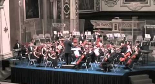 Hunterdon Central Regional High School Orchestra | Florence, Italy