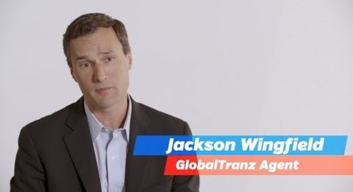GlobalTranz Agent Success Story - Jackson Wingfield