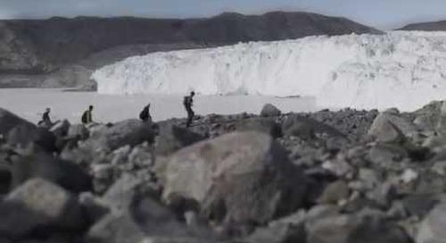 Greenland Hiking