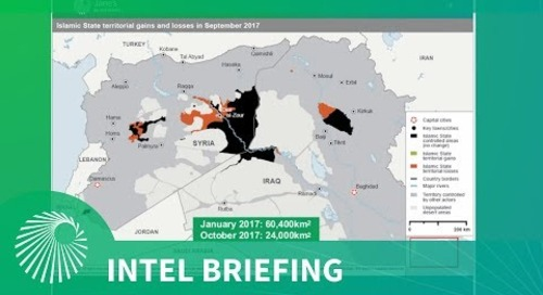 Intel Briefing: Global Terrorism and Insurgency Trends 2017