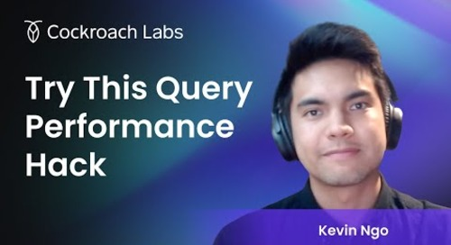 How to use the EXPLAIN Command to Improve Query Performance