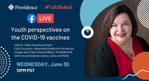 Youth perspectives on the COVID-19 vaccines