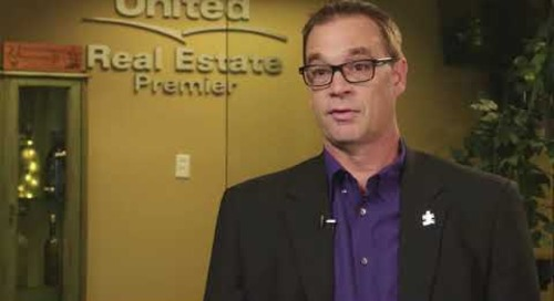 United Real Estate Builds Brand with Technology Partners