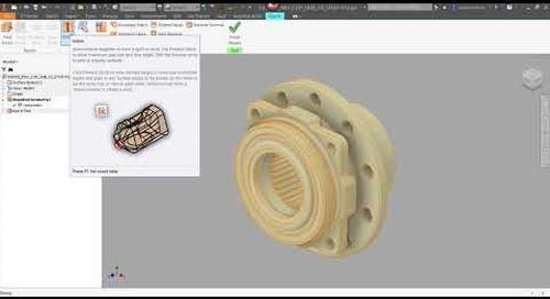 Repairing Surfaces in Autodesk Inventor - Part 1