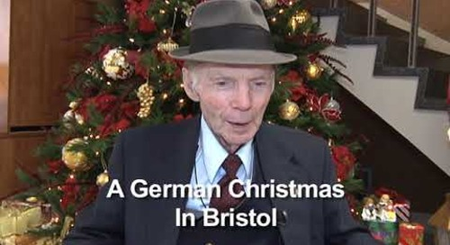 Antiquities of Bristol with Bud Phillips - A German Christmas in Bristol