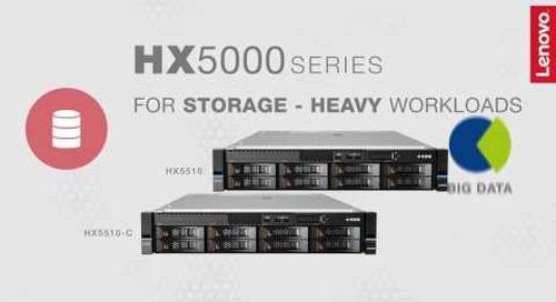 Lenovo HX Series Converged Appliance: Product Video
