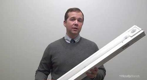 MRSL LED Retrofit Kit for Fluorescent Strips