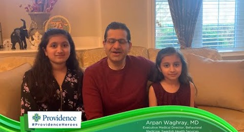 Providence Heroes - Arpan Doctor's Day Video