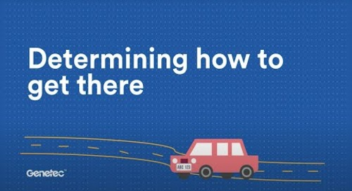 3 – Determining how to get there